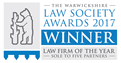 Law Society Awards Winner